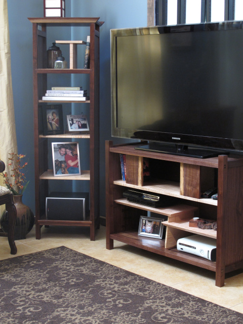 paired with our console cabinet